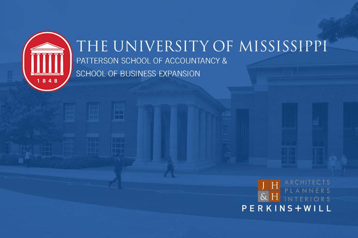 JH&H selected for Expansion of UM Patterson School of Accountancy & School of Business