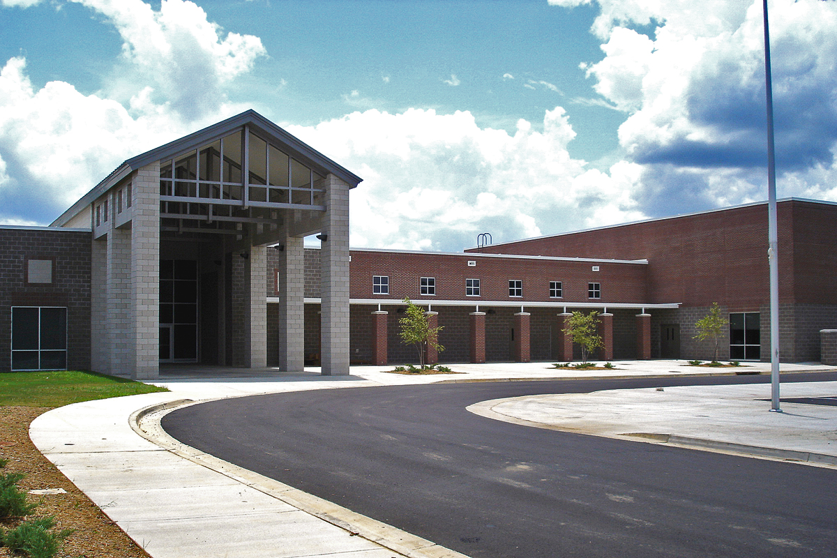 Byram Junior High School Hinds County School District