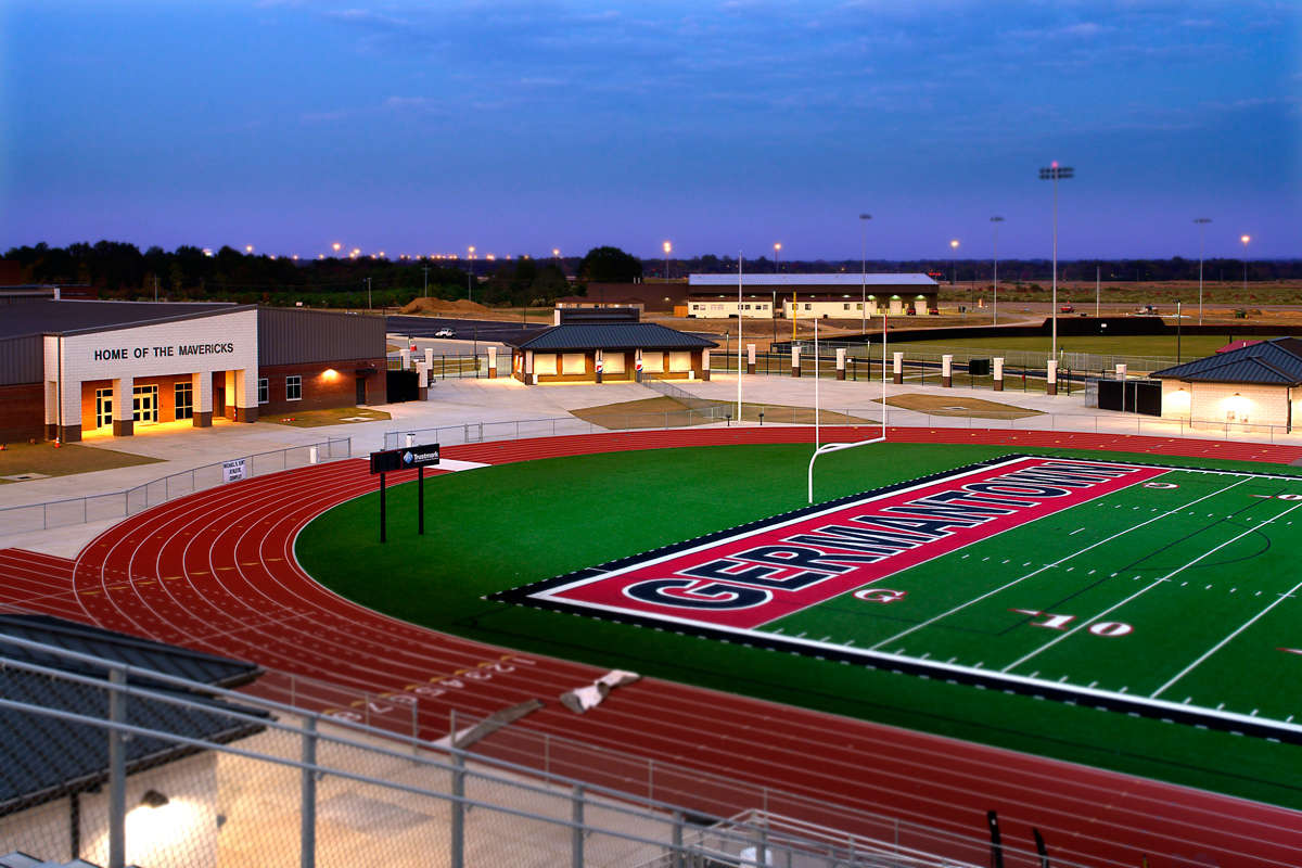 GHS Athletic Complex & Fields