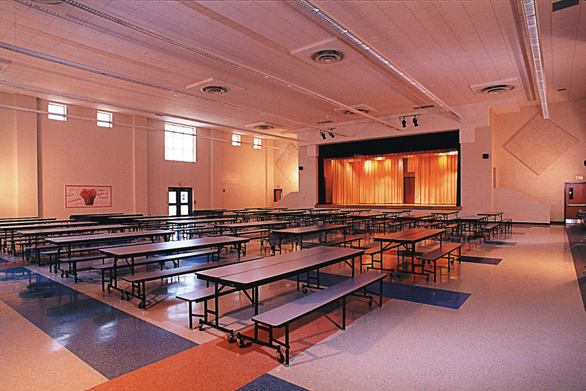 Gary road intermediate school hinds county school district jh h architects for Interior design schools in mississippi