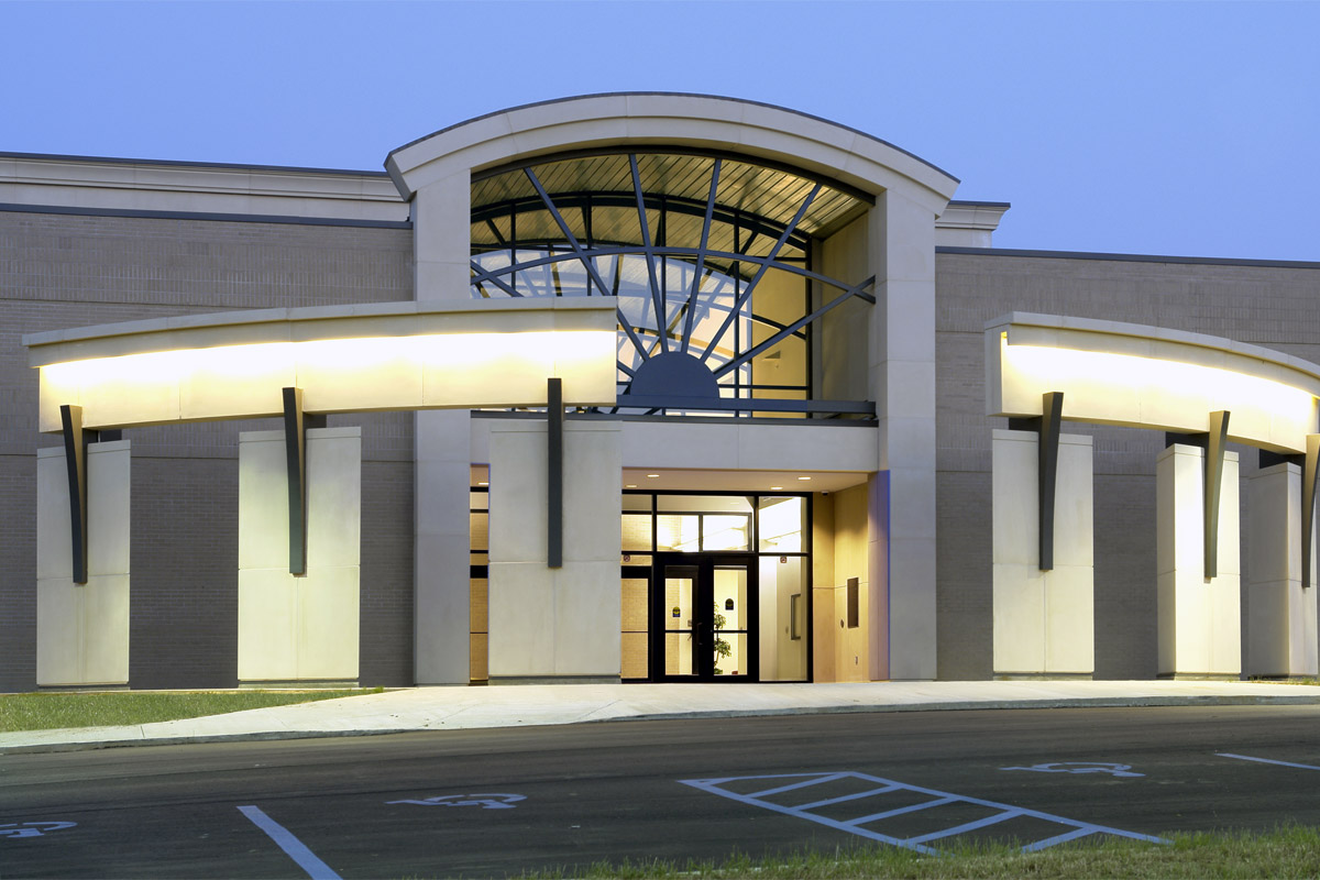 Hinds Community College - Utica Campus Fine Arts Complex