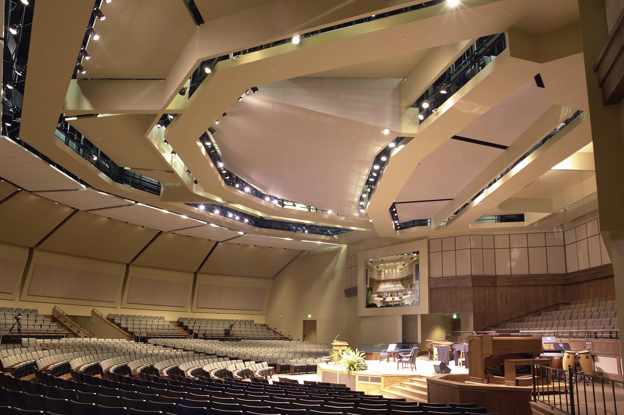 Morrison Heights Baptist Church Jh Amp H Architects