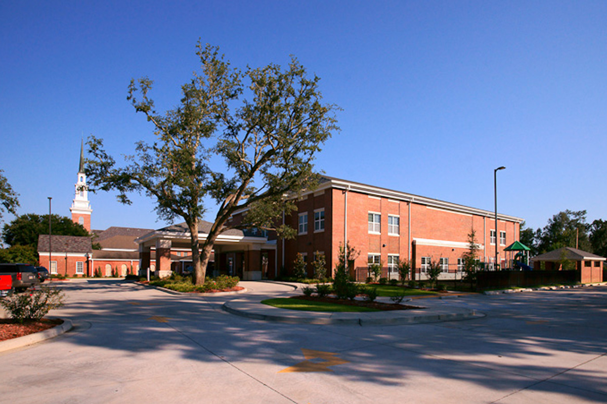 First Baptist Church of Picayune Multi-Purpose & Education Building