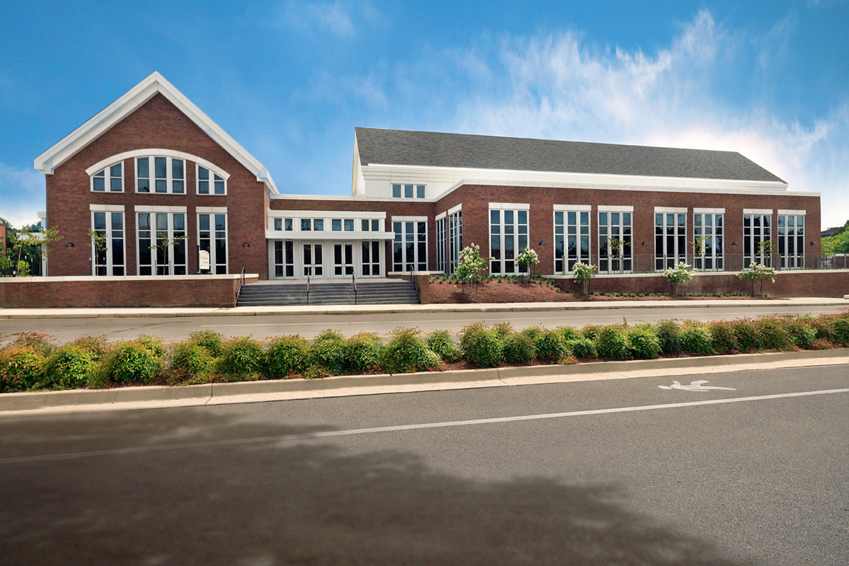 Fresh Food Company Dining Facility Mississippi State University