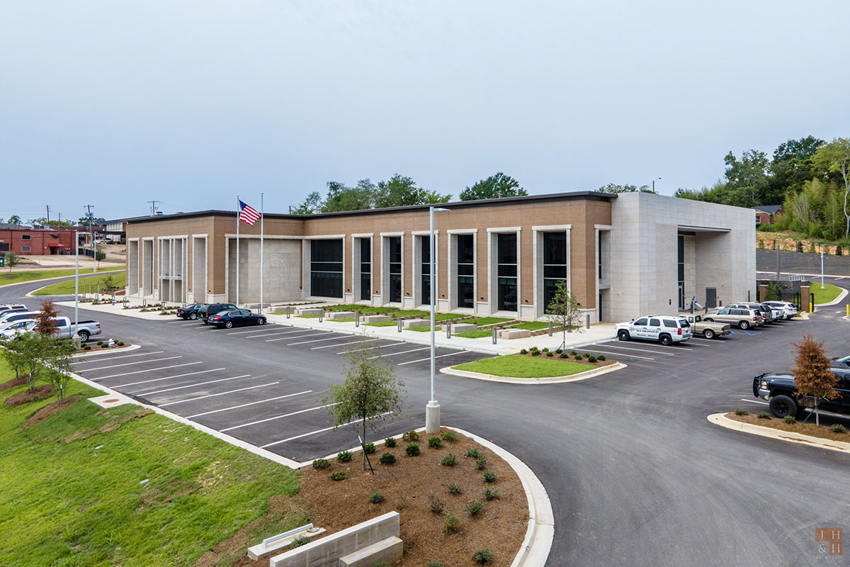 Rankin County Chancery and Justice Courthouse