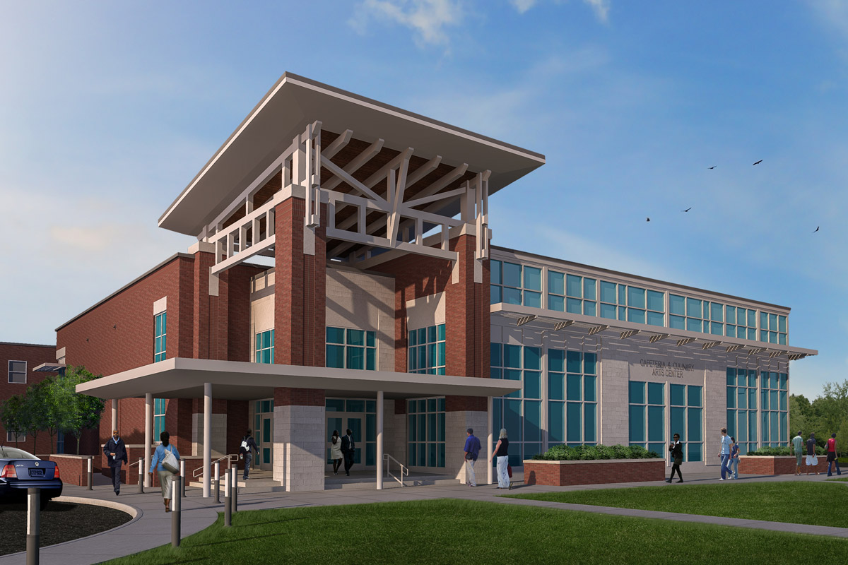 Shreveport Job Corps Center Additions & Renovations US Department of Labor